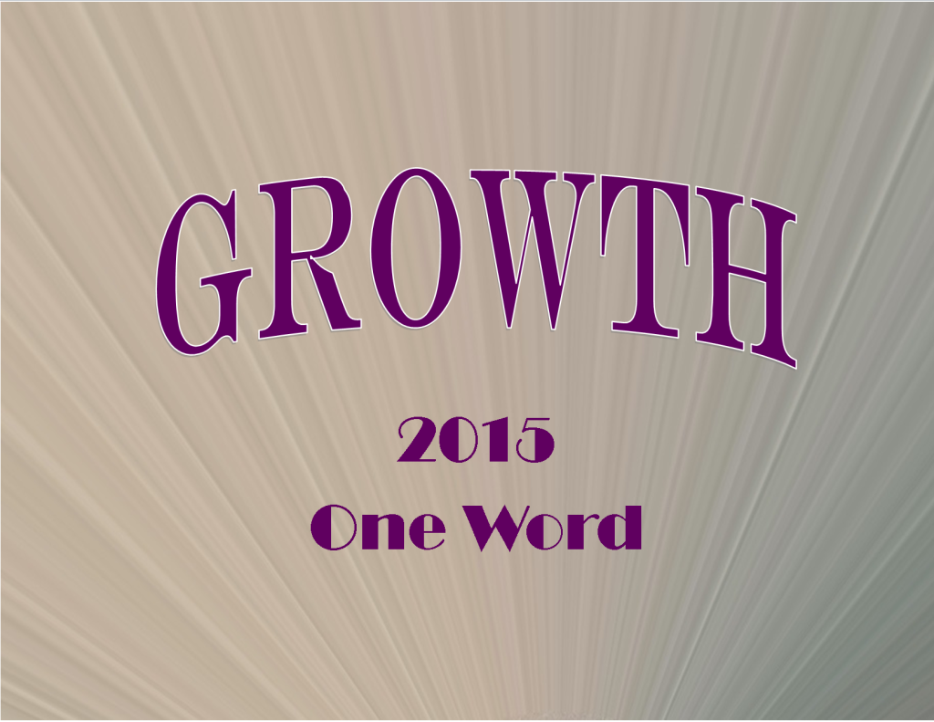 One Word 2015