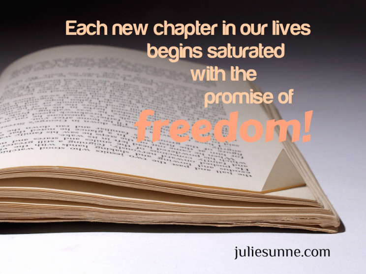 new chapter freedom