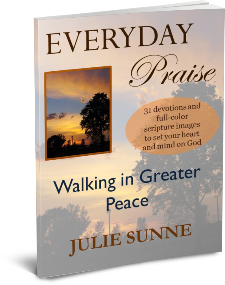 Everyday Praise Devotional - blessings of praising God