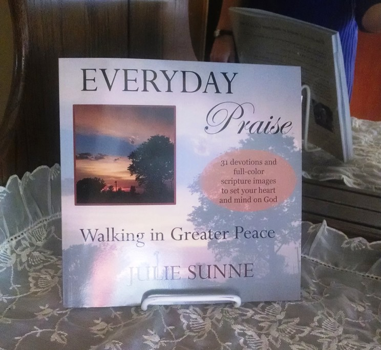 Everyday Praise - Walking in greater peace