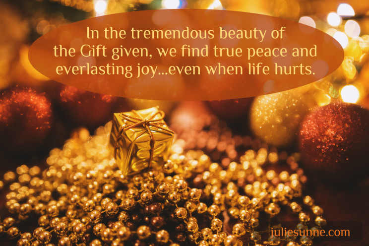 Beauty of the greatest gift