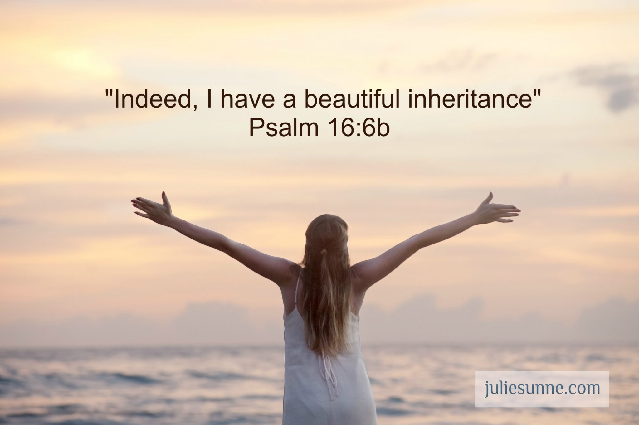 Receive Your Beautiful Inheritance A Free Gift Julie Sunne
