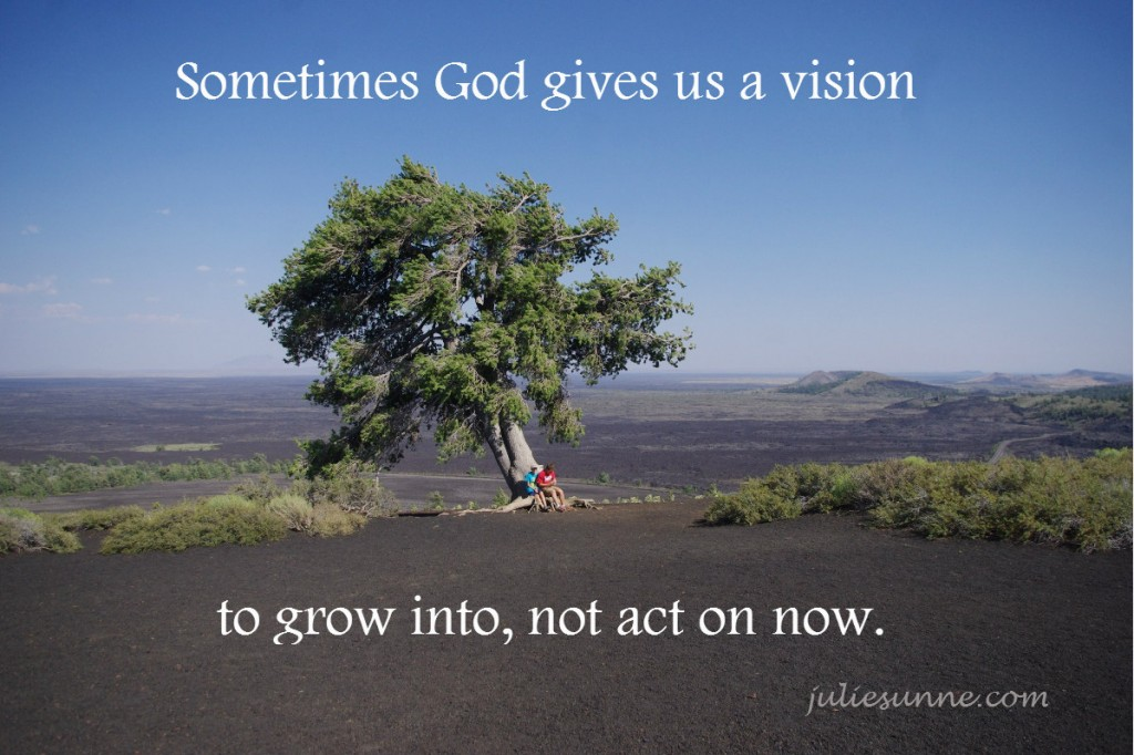for such a time as this are you being called to act or grow